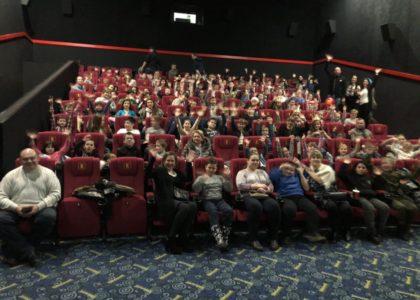 Стартовал совместный проект БФП «Вера» и сети кинотеатров «Киномакс» – «Подари кино детям»