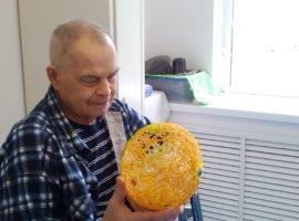 Волонтеры БФП Вера навестили пациентов АНО Самарский хоспис