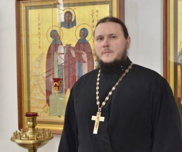 протоиерей Сергий Жихарев
