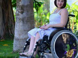 Необходима мебель-трансформер для Анны Сатониной. Её диагноз: ПАРАПЛЕГИЯ.