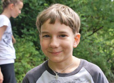 Детский православный лагерь для детей из многодетных семей