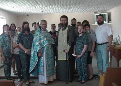 Сотрудники СИЗО-1 в Самаре приняли участие в миссионерской службе
